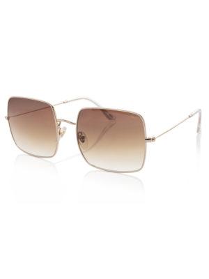 Adele zonnebril- goud bruin- IKKI 3