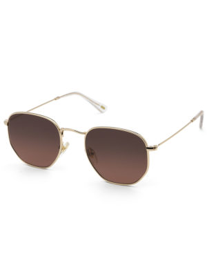 Dex zonnebril- Roze goud - IKKI 2