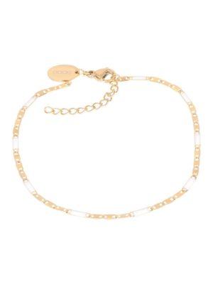 IXXXI Armband Curacao white goud