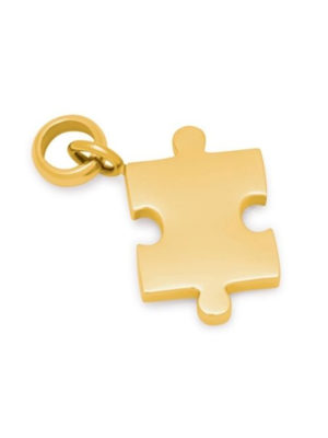 Melano Friends Puzzle Hanger goud