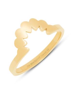 Melano Friends Sunny Ring goud