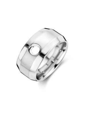 Melano Vivid ring Velma zilver