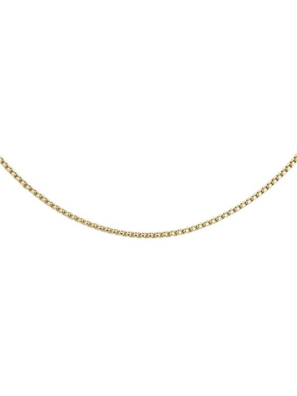 Melano collier goud