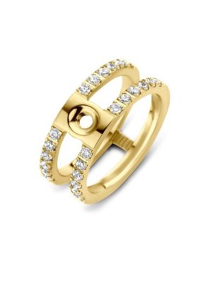 Melano twisted ring Trista gd