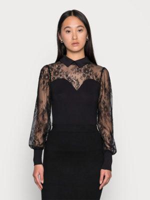 Morgan Telsa blouse black 2
