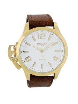 OOZOO Steel Horloge-OS336