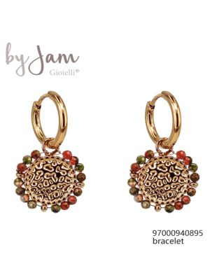 Oorring goud sweet candy autumn By Jam
