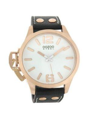 OOZOO Steel Horloge-OS052