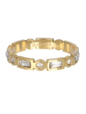 iXXXi ring excellent goud