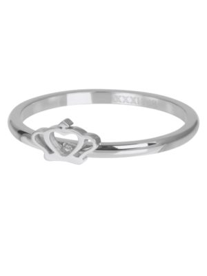 iXXXi ring glamour crown zilver