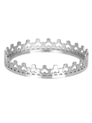 iXXXi ring royal crown zilver