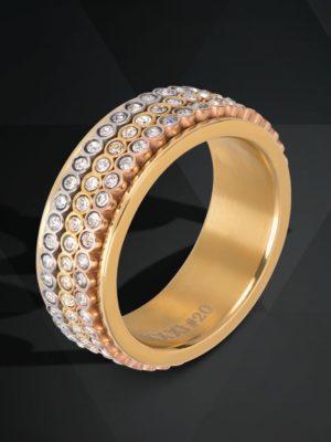 iXXXi ring set goud royal
